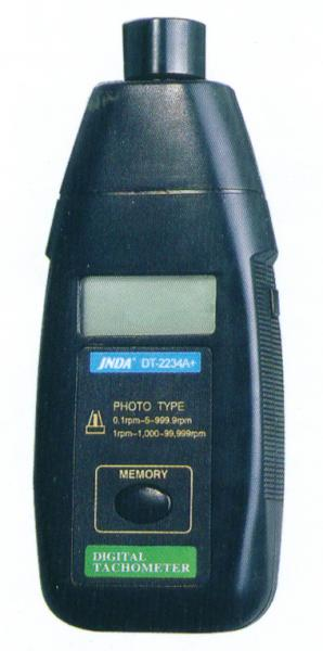 DT-2234A 光电转速表